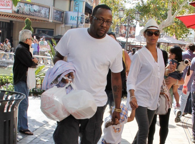 Bobby Brown : l'ex de Whitney Houston plaide non coupable !