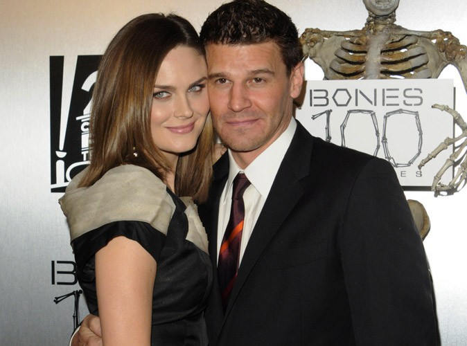 Bones : découvrez en avant-première la photo du mariage de Brennan et Booth !