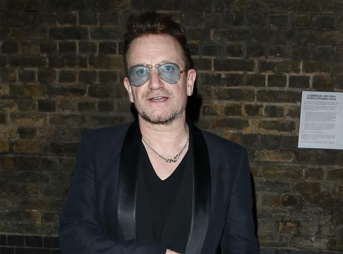 Bono : il révèle souffrir d'un glaucome !