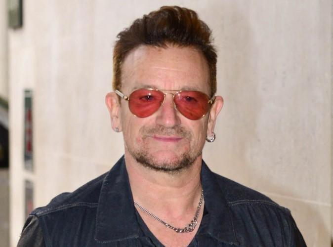 Bono (U2) : opéré 5 heures après sa chute de vélo…