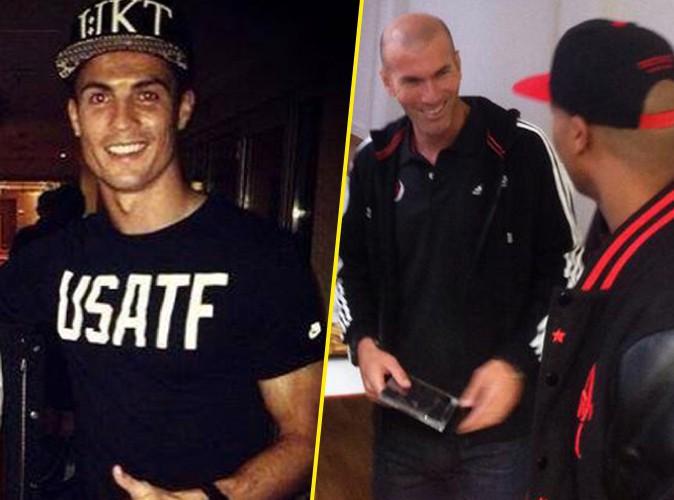 Booba versus Rohff : Cristiano Ronaldo et Zinédine Zidane s'en mêlent !
