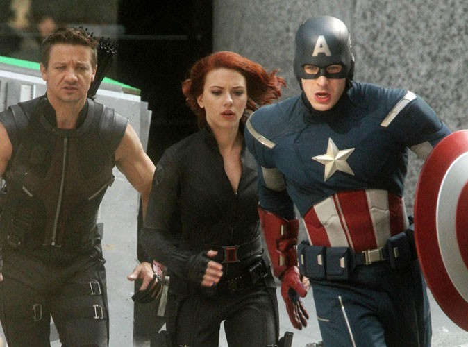 Box-Office France : les Avengers toujours au top !