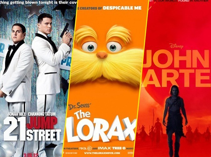 Box Office Us : le retour en force de 21 Jump Street !