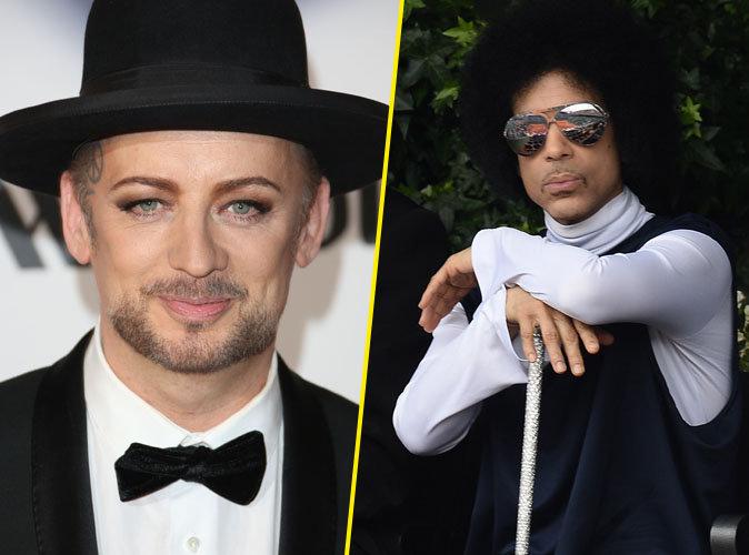 """Boy George, sa révélation choc : """"J'ai couché avec Prince"""""""