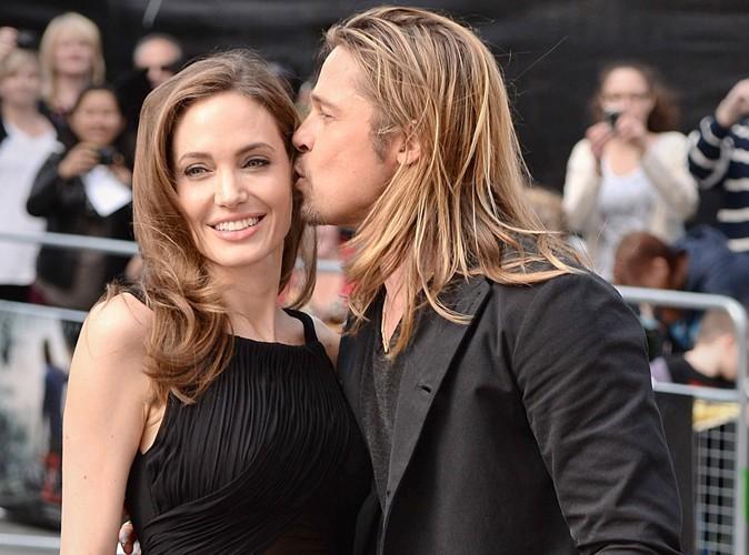 """Brad Pitt : """"Angelina est une badass ! Je suis super fier d'elle"""""""