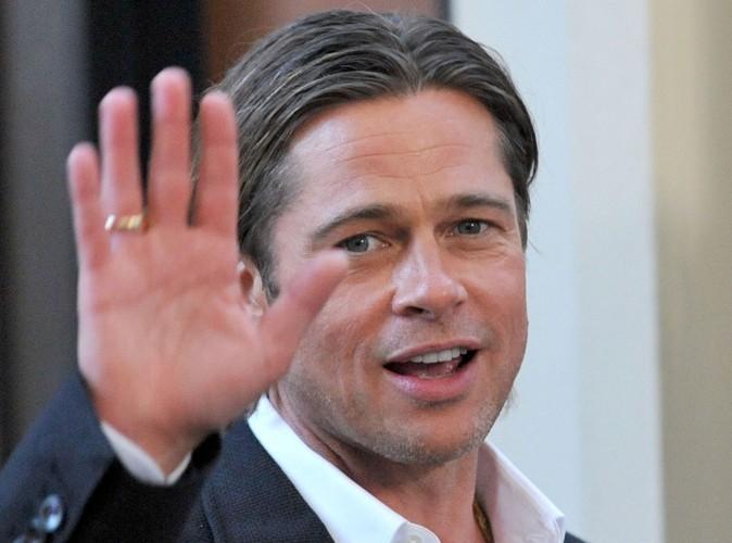 Brad Pitt avoue faire des erreurs en tant que père !