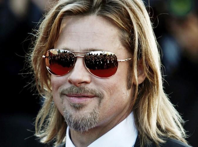 Brad Pitt : des lunettes à 1250$ !