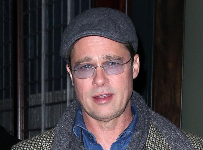 Brad Pitt : Des retrouvailles émouvantes, mais surveillées avec ses enfants !