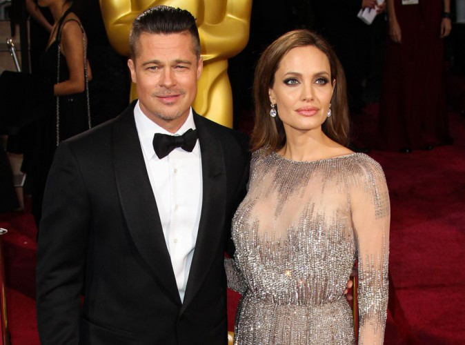 Brad Pitt et Angelina Jolie : bientôt frappés par la lumière divine !