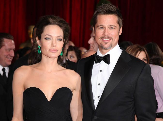 """Brad Pitt et Angelina Jolie : ce qu'ils aiment en France ? """"Les gens surtout !"""""""
