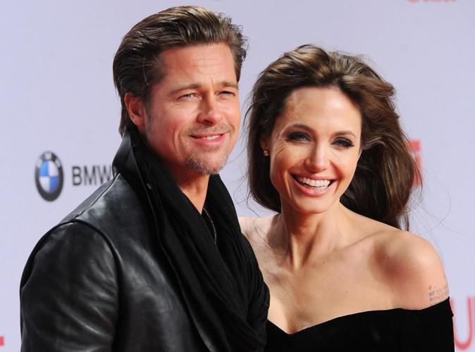 Brad Pitt et Angelina Jolie : ils obtiennent 5 millions de dollars pour les photos de leur mariage !