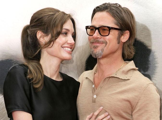 Brad Pitt et Angelina Jolie : leur mariage se précise !