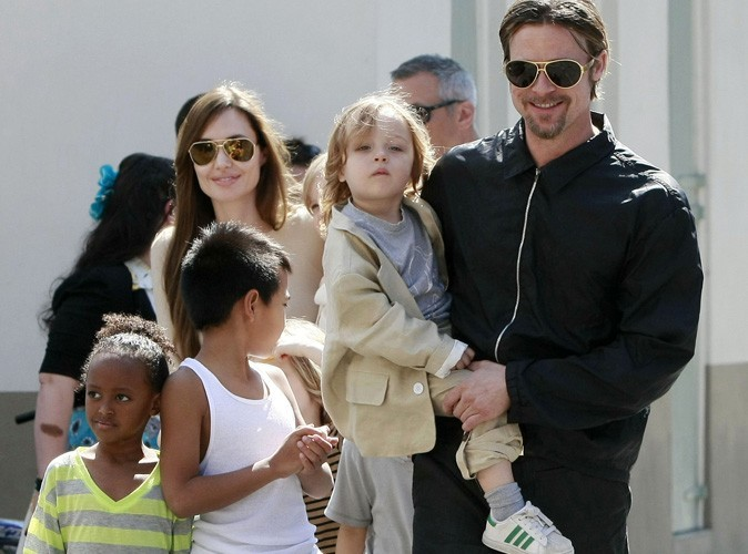 Brad Pitt et Angelina Jolie : leur prochaine nounou, c'est peut-être vous !