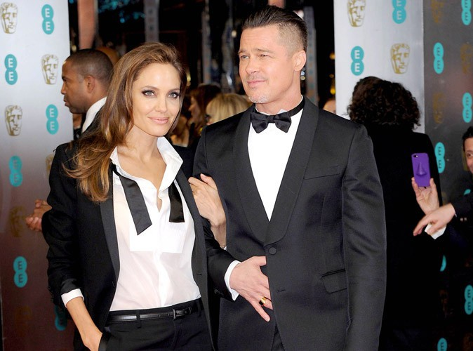Brad Pitt et Angelina Jolie : un mariage tout prochainement en France ?