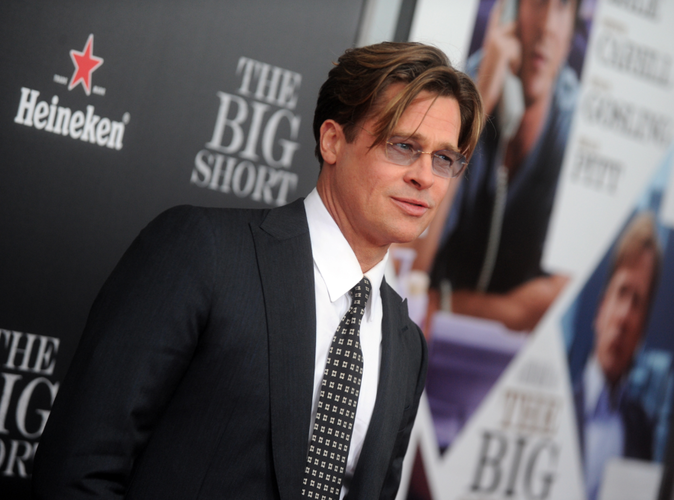 Brad Pitt : il va succéder à François Hollande !