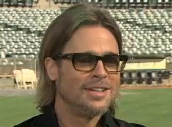 """Brad Pitt : """"j'ai le chic pour me mettre dans la m**** !"""""""