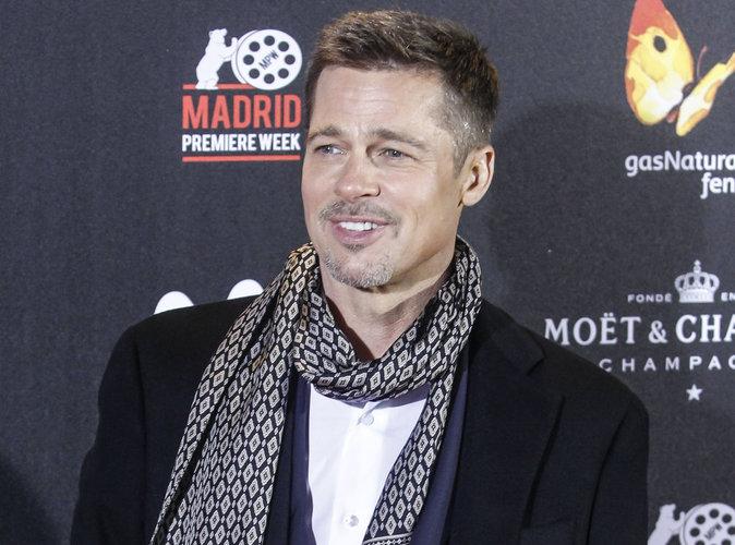 Brad Pitt : La raison pour laquelle il a retrouvé le sourire