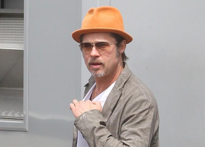 Brad Pitt : p�re combl�, il �voque son amour pour ses six enfants !