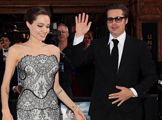 Brad Pitt : Prêt à quitter Angelina Jolie à cause de son anorexie?