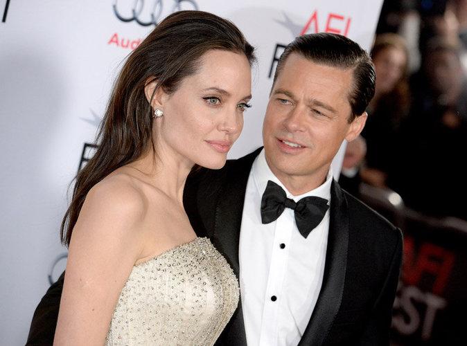 Brad Pitt saoul et violent avec ses enfants... la vidéo qui va choquer tout le monde !
