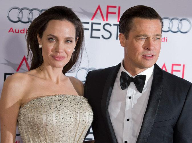 Brad Pitt : son émouvante déclaration à Angie pour fêter 10 ans d'amour !