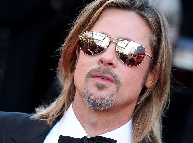 Brad Pitt : toujours aussi magnétique, même avec des dreadlocks !