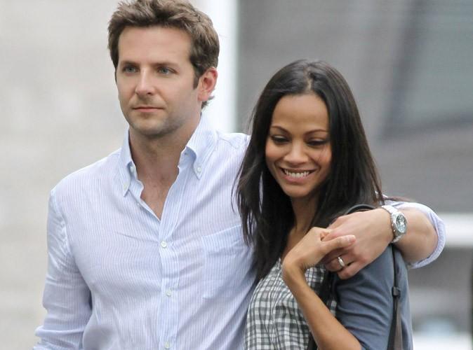 Bradley Cooper : c'est fini avec Zoe Saldana !