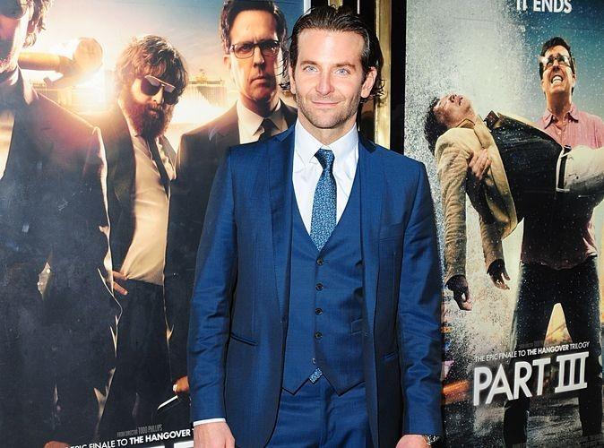"""Bradley Cooper : """"Le secret de mon corps de rêve ? Il faut suer !"""""""