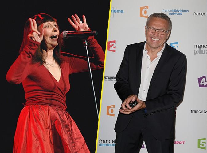 "Brigitte Fontaine : ""Laurent Ruquier est un gros con !"""