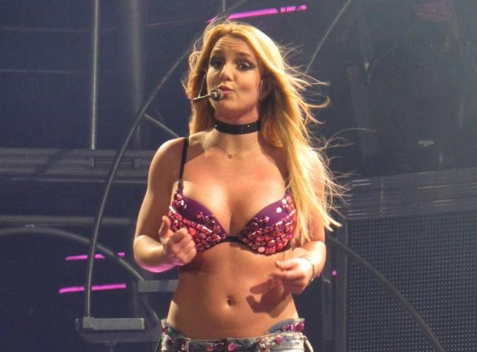 Britney Spears : après sept mois de tournée, la star est enfin de retour chez elle à Los Angeles !