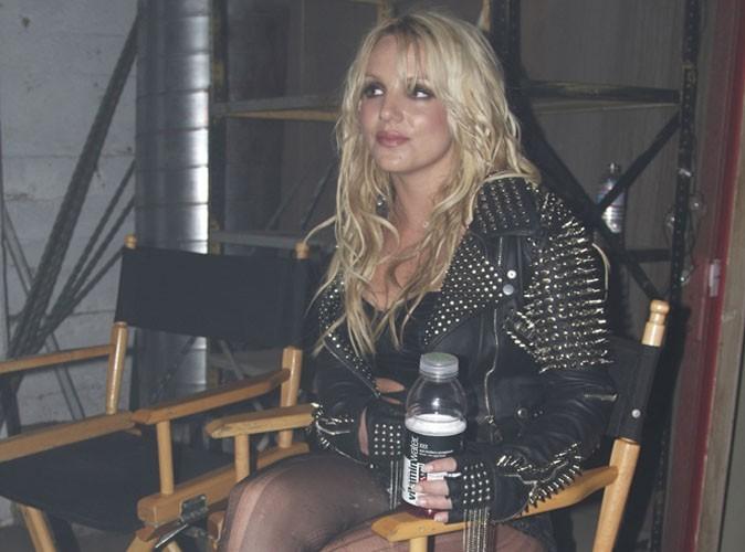 Britney Spears : Découvrez-la en plein tournage de son second clip !