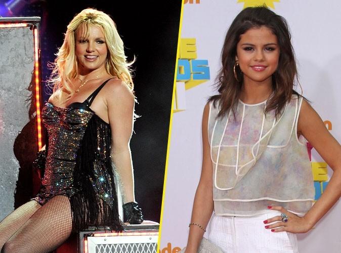 Britney Spears : Elle a écrit trois chansons pour Selena Gomez !