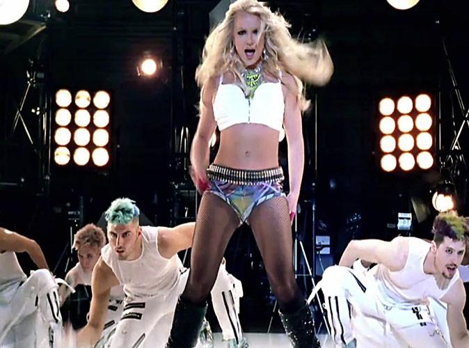 Britney Spears : elle dévoile 15 secondes de  'Inside Out'