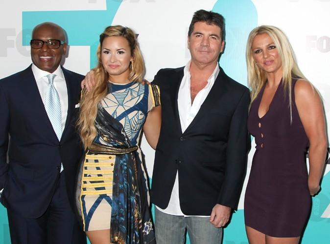 Britney Spears : elle n'arrête pas de quitter le plateau d'X-Factor !