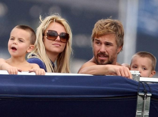 Britney Spears : elle vogue sur les flots de l'amour avec les trois hommes de sa vie !