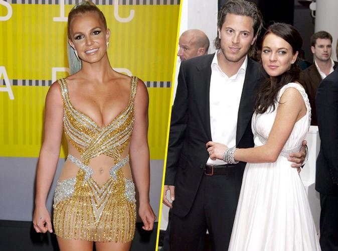 Britney Spears fricote avec l'ex de Lindsay Lohan et Demi Moore !