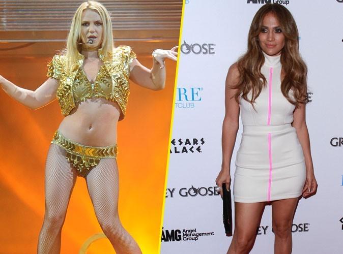 """Britney Spears : """"Jennifer Lopez est mon idole"""" !"""