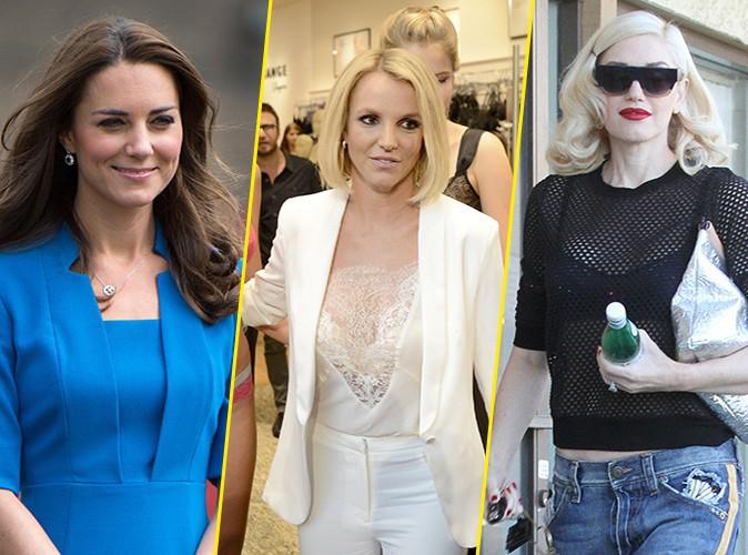 Britney Spears : ses égéries rêvées pour sa marque de lingerie ? Kate Middleton et Gwen Stefani !