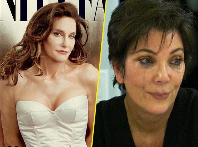 """Bruce/Caitlyn Jenner : """"Kris Jenner me maltraitait"""""""