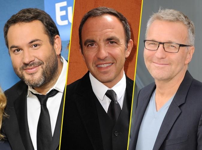 Bruce Toussaint, Nikos Aliagas, Laurent Ruquier : ils font leur rentrée des classes sur Europe 1 !