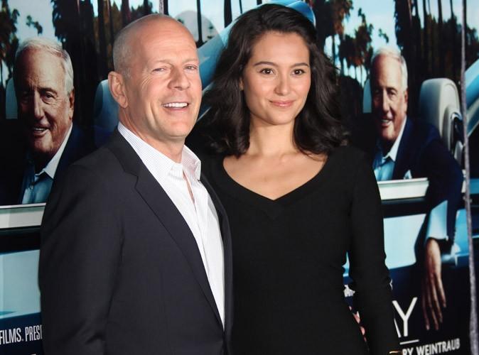 Bruce Willis : papa d'une petite fille pour la quatrième fois !