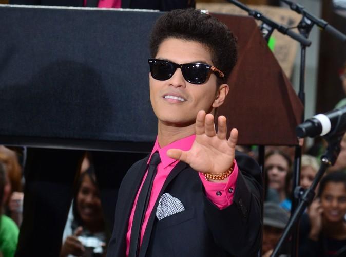 Bruno Mars : après le succès l'amour ?