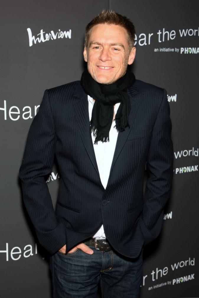 Bryan Adams : le chanteur canadien va bientôt être papa pour la seconde fois !