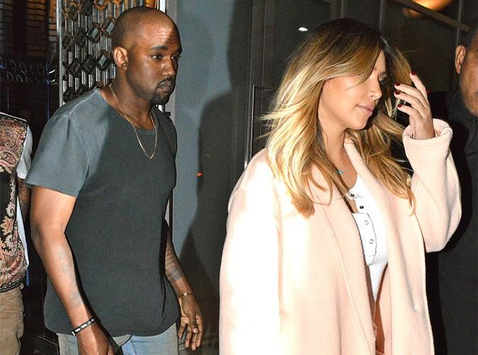Buzz : Kim Kardashian et Kanye West ne seraient pas heureux ensemble !