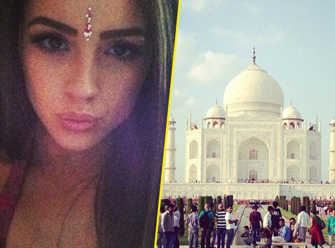Buzz : Miss Univers crée la polémique devant le Taj Mahal !