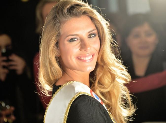 Camille Cerf (Miss France 2015) : son chéri Maxime jamais très loin...