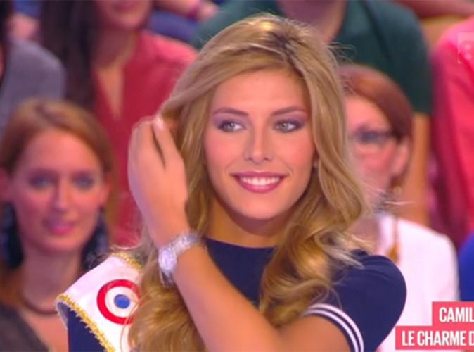 Camille Cerf : petits seins, tangas et jalousie... Miss France dit tout !