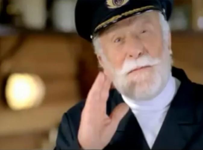 Captain Iglo : décès du célèbre marin de publicité...
