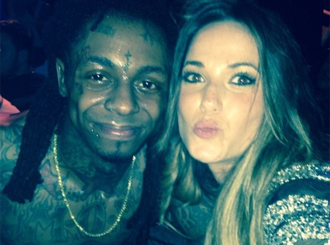 Capucine Anav : complice avec Lil Wayne !