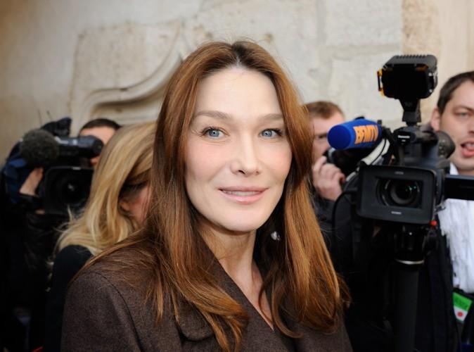 Carla Bruni : elle refuse d'apparaitre dans The Voice, elle se dit « mal à l'aise » !